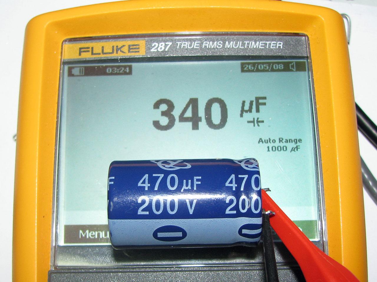 Advance atx 5000 heden psx a830 page 2 sur 2 cpc for Comment tester un condensateur